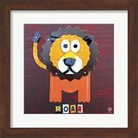 Roar The Lion Fine Art Print