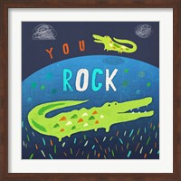 You Rock Fine Art Print