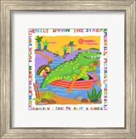 Row Your Boat Fine Art Print