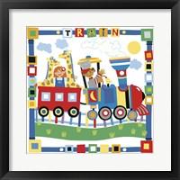 Train Fine Art Print
