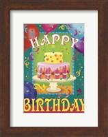 Happy Birthday Fine Art Print
