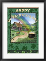 St. Patrick's Day Fine Art Print