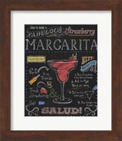 Strawberry Margarita Fine Art Print