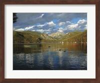 Vista Of Grand Lake, Colorado Fine Art Print
