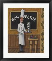 Bon Appetite Fine Art Print