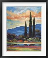 The Heart Of Provence Fine Art Print