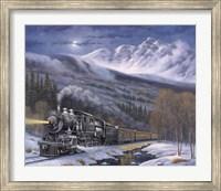 Union Pacific Fine Art Print