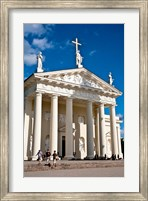 Arch-Cathedral Basilica, Vilnius, Lithuania I Fine Art Print
