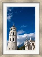 Arch-Cathedral Basilica, Vilnius, Lithuania II Fine Art Print