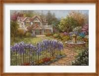 Springtime Hideaway Fine Art Print
