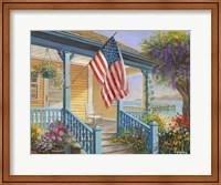 My Home Sweet Home Fine Art Print