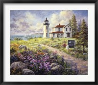Admirality Head Lighthouse Fine Art Print