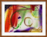Wind Chimes V Fine Art Print