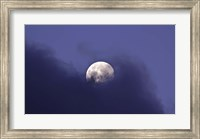 The Moon and Jupiter in a very close Conjunction Fine Art Print