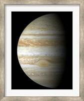 Jupiter Mosaic Fine Art Print