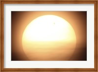 Venus Transiting in front of the Sun I Fine Art Print