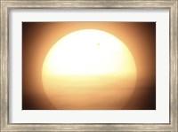 Venus Transiting in front of the Sun I Fine Art Print