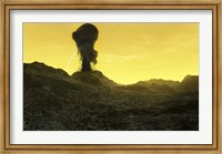 The Surface of Venus Fine Art Print