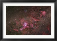 NGC 3372, The Eta Carinae Nebula I Fine Art Print