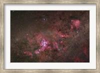 NGC 3372, The Eta Carinae Nebula I Fine Art Print