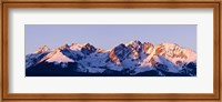 Rocky Mountain Range Fine Art Print