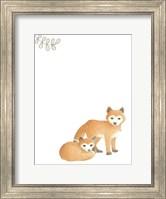 Baby Animals V Fine Art Print
