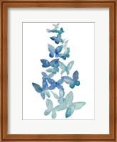 Butterfly Falls I Fine Art Print
