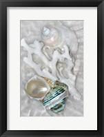 Underwater Light Waves IV Fine Art Print