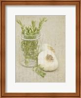 Herb Still Life II Fine Art Print