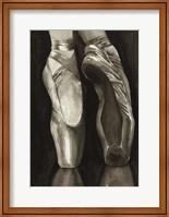 Ballet Shoes I Fine Art Print