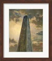 Obelisk Fine Art Print