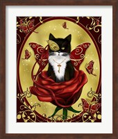 Phantom of the Masquerade Fine Art Print