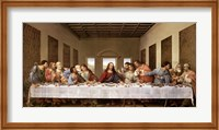 The Last Supper Fine Art Print