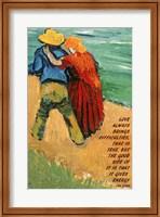 Love -Van Gogh Quote Fine Art Print
