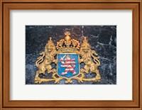 Kupferberg Family Crest Fine Art Print