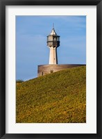 Champagne Ardenne Lighthouse in Mame, France Fine Art Print