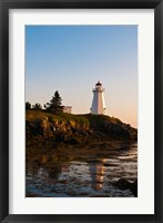 Letite Passage Lighthouse Fine Art Print