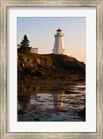New Brunswick, Letite Passage Lighthouse Fine Art Print