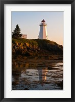 New Brunswick, Letite Passage Lighthouse Fine Art Print