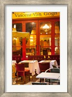 Vincent Van Gogh Restaurant, France Fine Art Print
