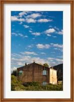 Abazia Farmhouse at Sunset Fine Art Print