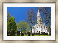 Saint Mary's Cathedral Basilica Fine Art Print