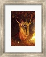 Fire Dance Fine Art Print