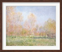 Spring In Giverny Fine Art Print
