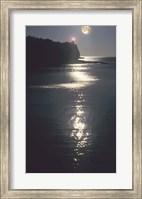 Lake Superior Moon 12 Fine Art Print