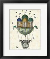 Butterfly House Fine Art Print