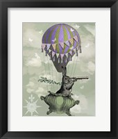 Navigating Rabbit Fine Art Print