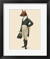 Dandy Fox Full Fine Art Print