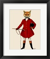 Fox Hunter 2 Full Fine Art Print