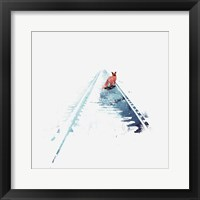 From Nowhere To Nowhere Fine Art Print